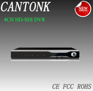 30fps HD-Sdi DVR with 4X1080p Resoulition (CK-HD)