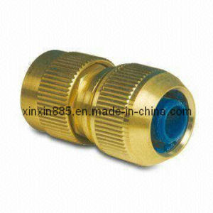 Brass Quick Hose Fitting pictures & photos