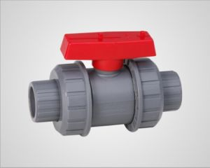CPVC Tube Union Ball Valve Socket (V05) pictures & photos