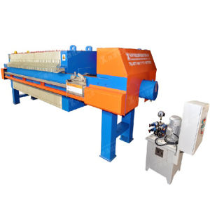 High-Quality Chamber Filter Press (CE, ISO Approve)