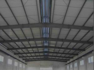 Roofing Steel Structure of Building pictures & photos
