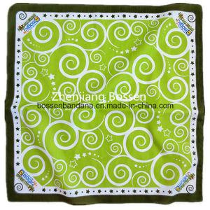 Factory OEM Produce Custom Logo Printed Cotton Paisley Bandana pictures & photos