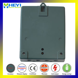 Kwh Meter Single Phase Digital IEC62052 Wenzhou Supplier pictures & photos