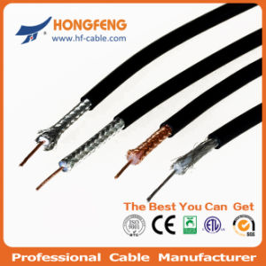 High Quality Coaxial Cable, Rg59, RG6, Rg11, Rg58, Rg213 pictures & photos