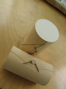 Birch Veneer Wood Candle Box pictures & photos