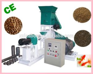 CE Approved Small Floating Fish Feed Pellet Machine Price pictures & photos