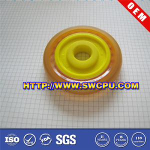 Colorful PA66 Plastic Rope Guide Pulley/Wheel pictures & photos