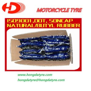 High Quality Motorcycle Tube 90/90-18 pictures & photos