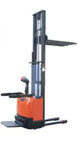 The Walking Type Electric Stacker (clb1216) pictures & photos
