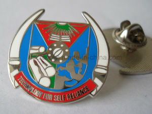 Provide High Quality Lapel Pin Badges pictures & photos