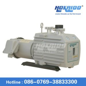 Double Stage Energysaving Oil Lubricated Rotary Vane Vacuum Pump (2RH0048D) pictures & photos