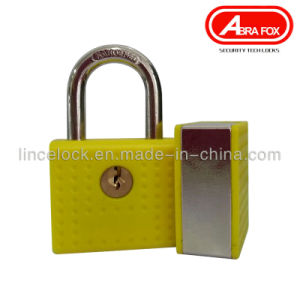 Qualified Zinc Alloy Lock Body with ABS Plastic Shell (621) pictures & photos