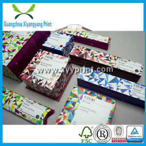 Luxury Cosmetic Empty Sample Packaging Boxes Factory in China pictures & photos