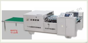 Full Automatic Shoe Box Pasting Machine (ZXT-900) pictures & photos