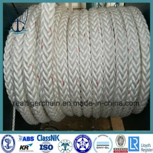 8-Strand Mooring Rope with Certificate pictures & photos