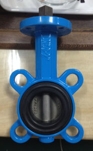 Butterfly Valve with EPDM Sealing pictures & photos