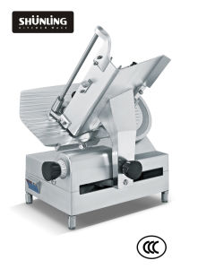 12 Inch Commercial Automatic Meat Slicer (SL-300E) CCC 2014