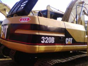 Used Caterpillar 320b Excavator/Cat 320b Excavator pictures & photos