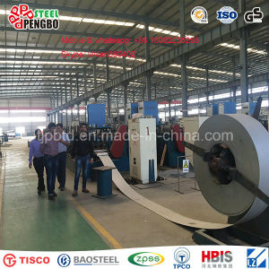 201/304 Grade Stainless Steel Coil/Strip with Mill/Slitting Edge and 2b Surface pictures & photos