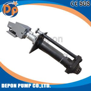 Underflow Handlign Waste Water Vertical Sump Slurry Pump pictures & photos