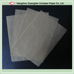 Silicone Treated Custom Brown Parchment Paper for Baking pictures & photos