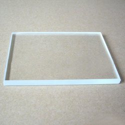 Ultra Clear Supper White Float Glass (JINBO) pictures & photos