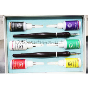 Nail Art Lace Pen Painting Kit Drawing Tool Set (SNA17) pictures & photos