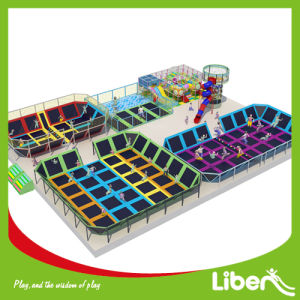 Customized Indoor Trampoline Park for Sale pictures & photos