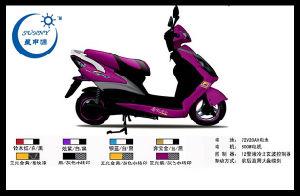 72V 800W Luxury 2 Wheel Electric Vehicle with Big Seat