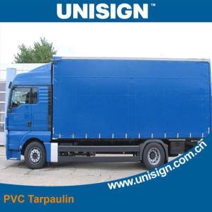 Anti-UV, Waterproof PVC Tarpaulin for Truck Cover pictures & photos