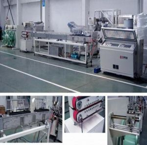 HDPE Silicon-Core Pipe Production Line