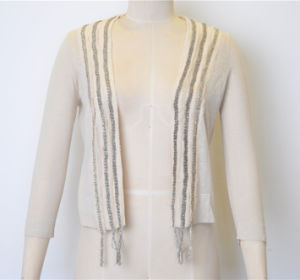 Spring Fit Knit Women Open Cardigan pictures & photos