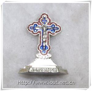 Jesus Christ Cross Crucifix Statue (IO-ca095) pictures & photos