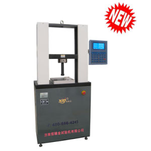 Electronic Pellets Ores/Balls Compression Testing Machine