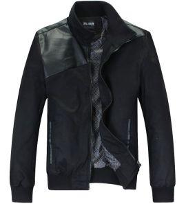Men Mens Leather Fashion Eurpoe Size Hot Seal Jacket pictures & photos