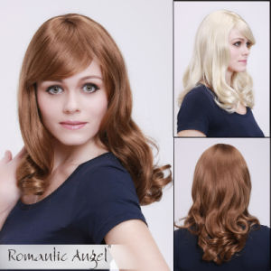 Curly Wave Kanekalon Synthetic Fashion Full Wigs pictures & photos