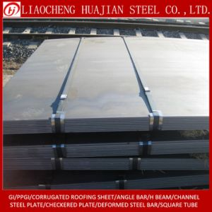 Hot Rolled Steel Coil with Material S235jr/A36/St37 pictures & photos