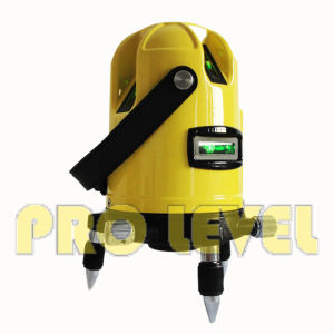 Multi-Line 2V1h1d Self-Leveling Green Laser Level (SK-213G) pictures & photos