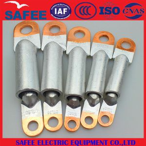 China Copper & Aluminium Wire Lug Terminal/ Cable Lug/Bimetal Lug/Cu-Al Lug - China Cable Lug, Connector pictures & photos
