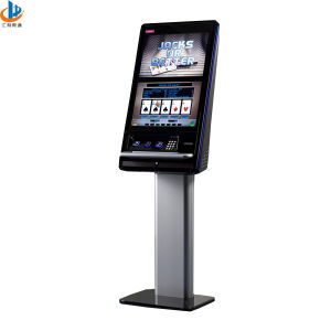 Vertical Lottery Kiosk for Tuch Sctive (HLST-G02)