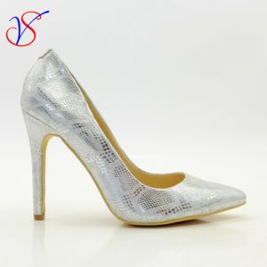Sex Women High Heel Dress Shoes for Party Sv-Wf 005 pictures & photos