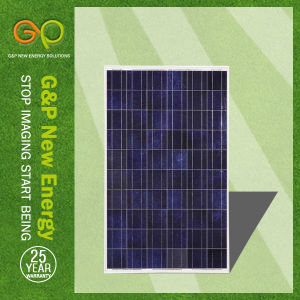 High Efficient Poly Solar Panel 200W with IEC Cec TUV pictures & photos