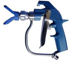 Airless Gun 7250 Psi Professional Gun 4 Finger Spray Gun pictures & photos