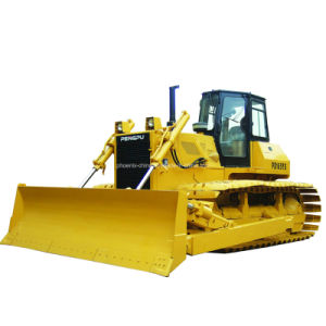 Pengpu Komatsu Bulldozer Technology Crawler Bulldozer for Wetland (PD165YS) pictures & photos