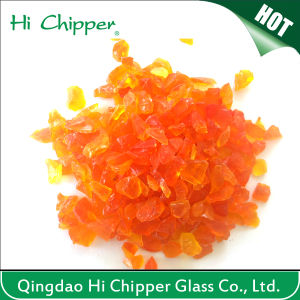 Hi Chipper Broken Glass Granules pictures & photos