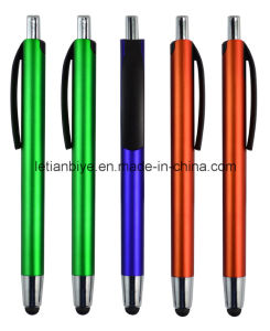Plastic Ball Pen Stylus Touch Pen for Gift (LT-C730) pictures & photos