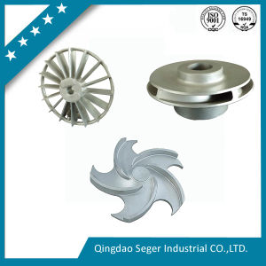 OEM Casting Service Hydr Pumps & Spare Ts16949 Stainless Steel Investment Casting Pump Impeller pictures & photos
