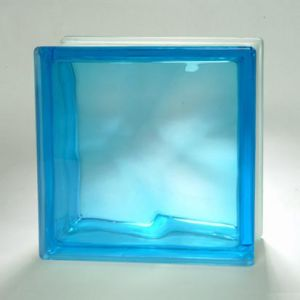 Pattern Glass Block Construction Material (JINBO) pictures & photos