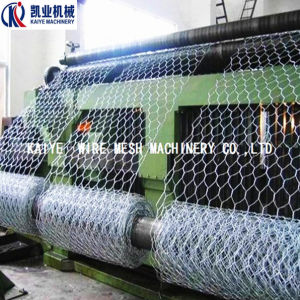 High Efficiency Gabion Mesh Knitting Machine pictures & photos