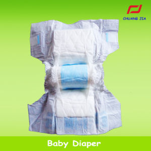 Disposable Cotton Super Absorbent Baby Diapers